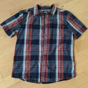 THE NORTH FACE - Short Sleeve Button-down